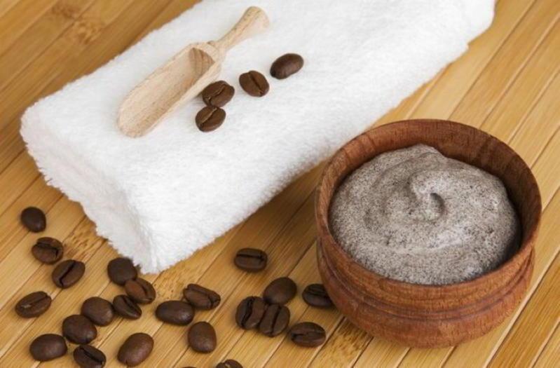 Рецепт кофейной маски для тонуса кожи
