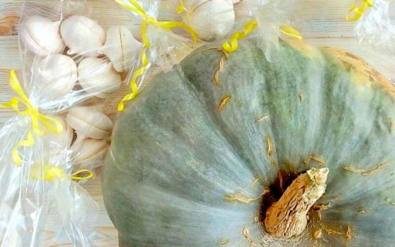 Пошаговый рецепт тыквенного зефира