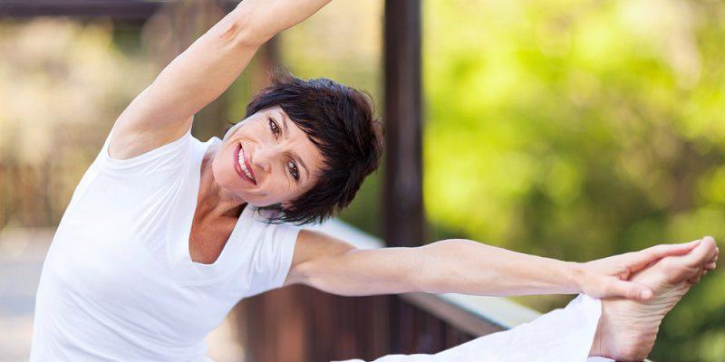 Вот почему взрослой женщине просто необходимо растягивать мышцы несколько раз в неделю.