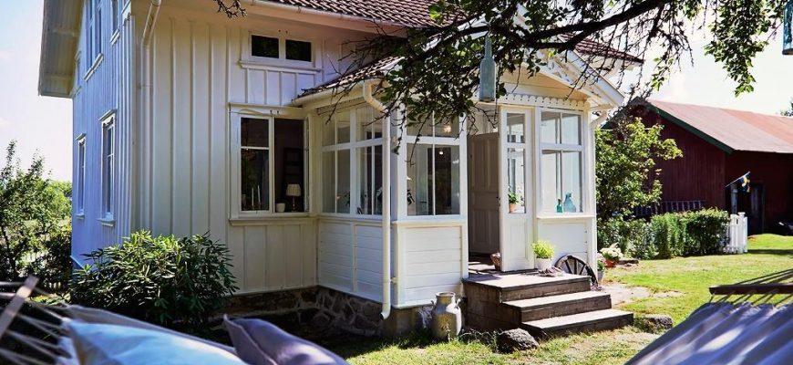 Интерьер дачного дома в скандинавском стиле: идеи дизайна