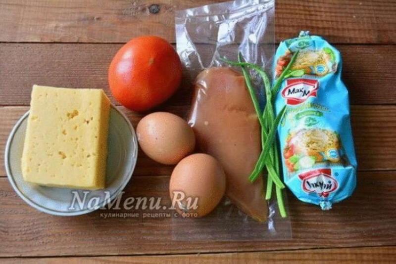 Рецепт салата, который скоро станет популярнее Оливье