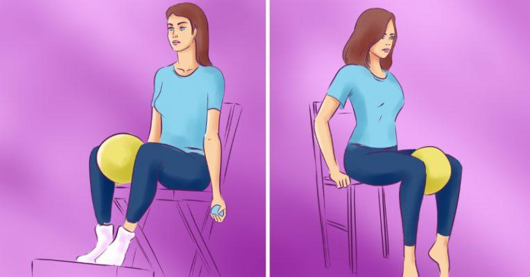 тренировка для похудения день шестой