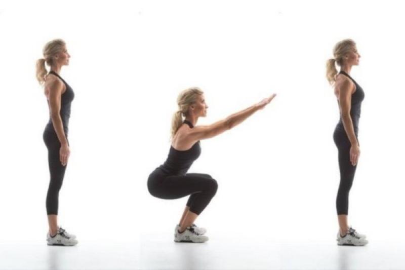 Каждая женщина после 35, должна выполнять эти 5 упражнений ежедневно
