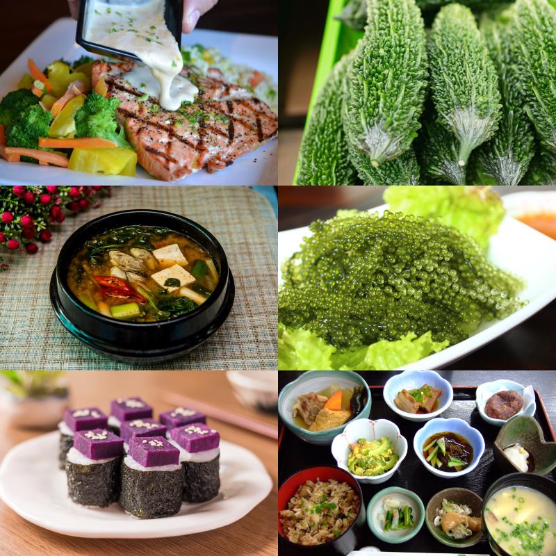 Раскрыт японский секрет вечной молодости: 5 правил питания, которые замедляют старение
