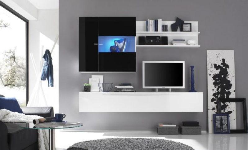 Как оживить зону для просмотра телевизора: восхитительные идеи
