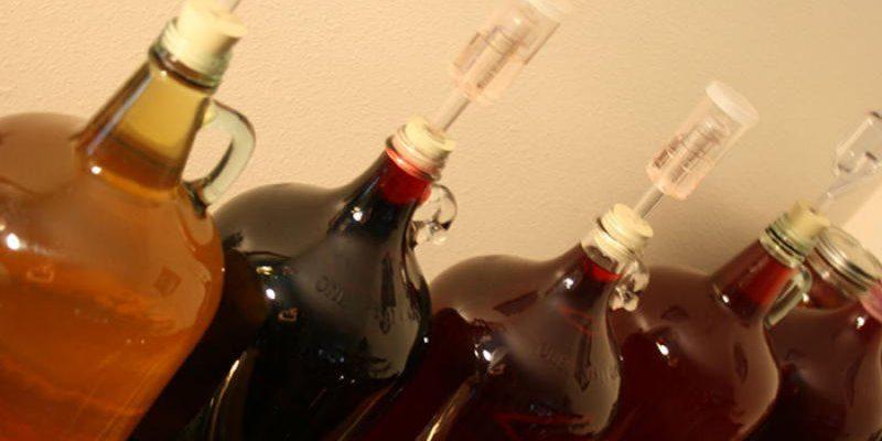 Рецепт домашнего вина из варенья
