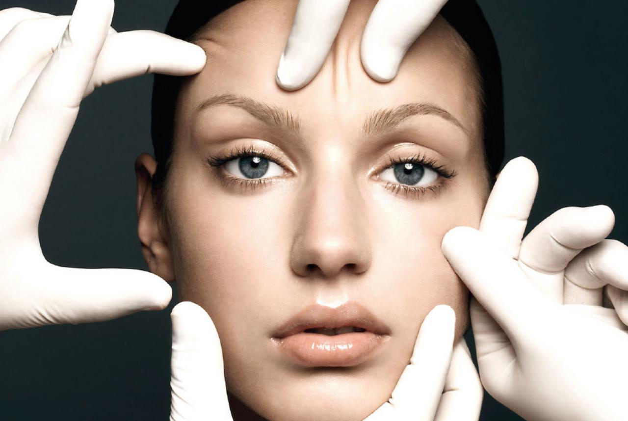 Одиннадцать вариантов лифтинг масок для лица