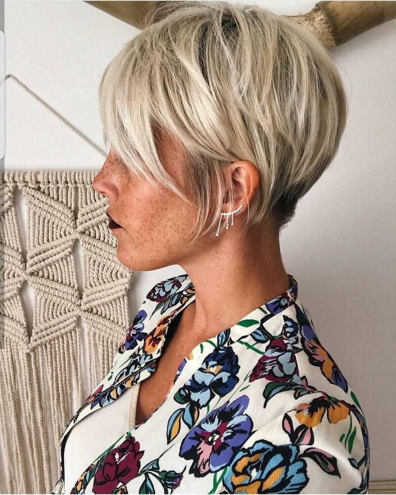 Стильные и модные стрижки на осень: 25 вариантов