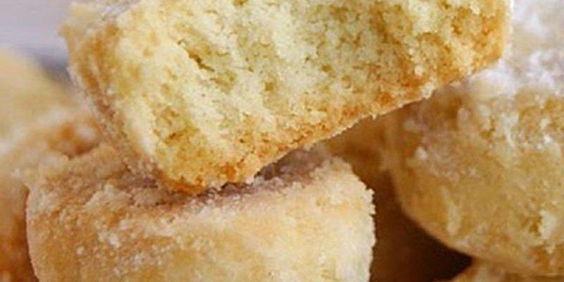 Рецепт печенья «Тающий снег»