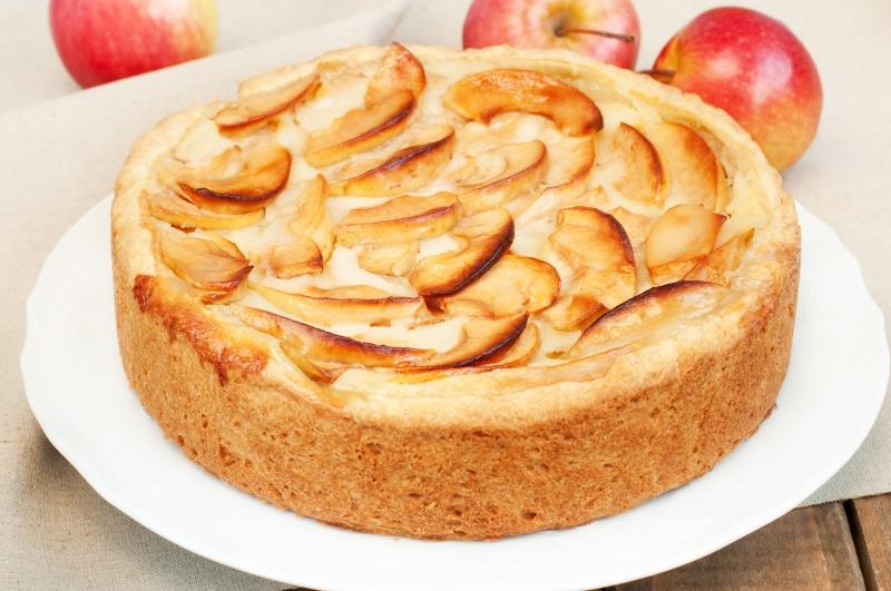 Итальянский деревенский пирог: быстро, вкусно и недорого — всё как я люблю!