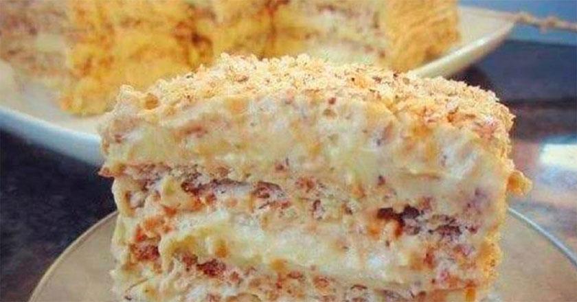 Рецепт египетского торта: десерт, который стоит готовить по особым случаям!