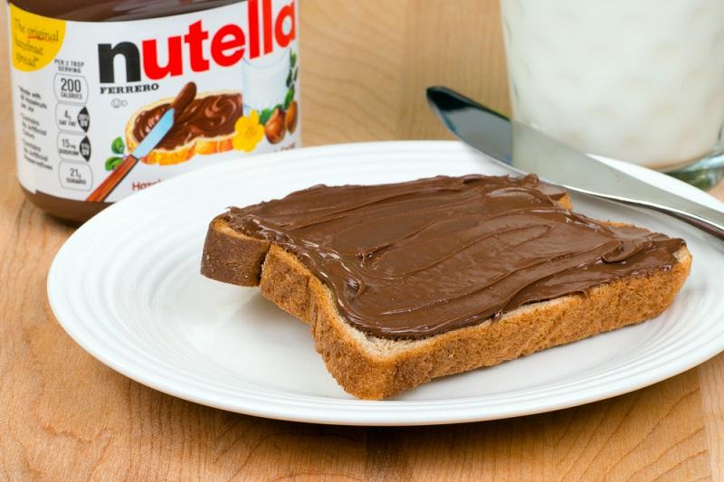 Как приготовить домашнюю «Нутеллу»