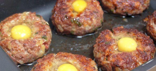 Бифштекс из фарша — рецепты из свинины, говядины, курицы, в духовке и на гриле
