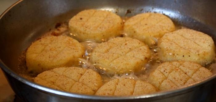 Рецепт биточков из картофеля