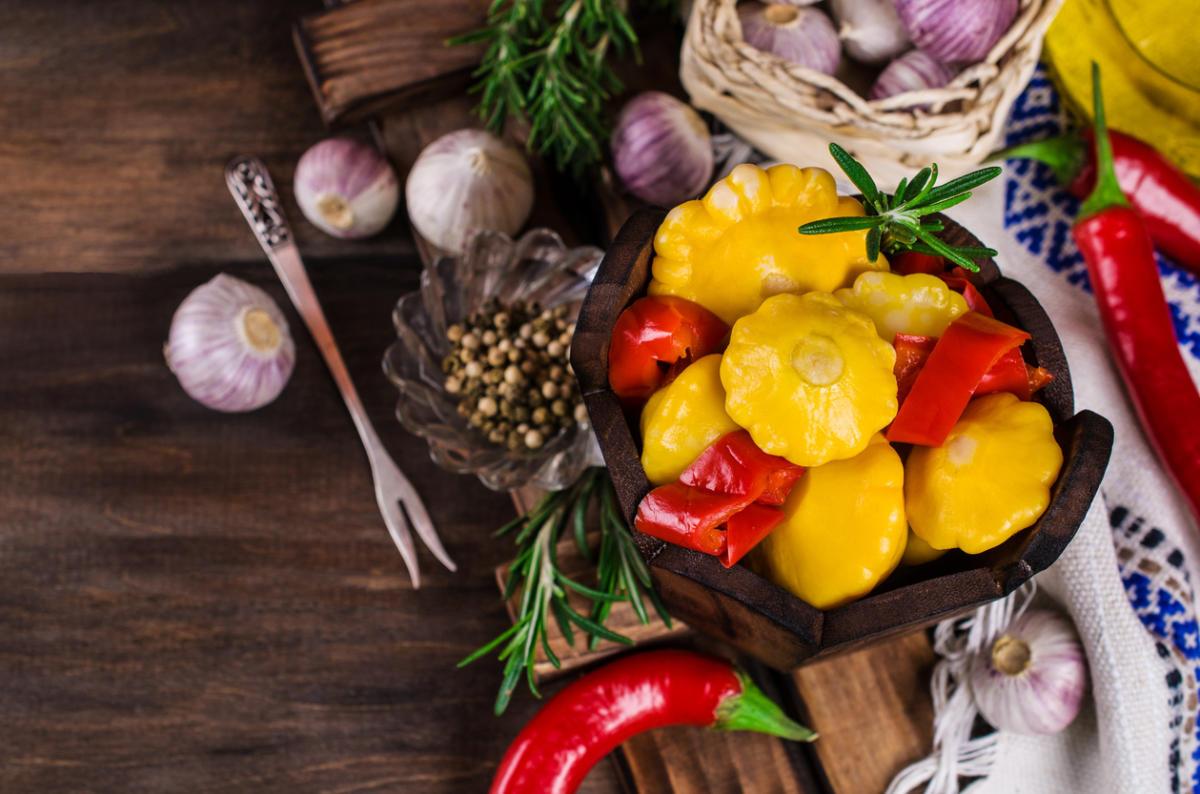 Как заготовить кабачки на зиму — интересные рецепты