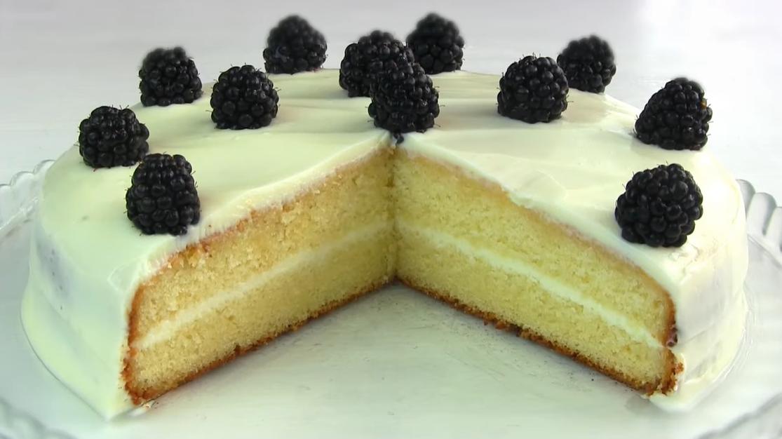 Простой и очень вкусный тортик «Маша»