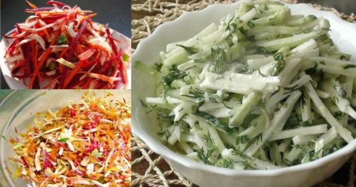 салат терка для похудения