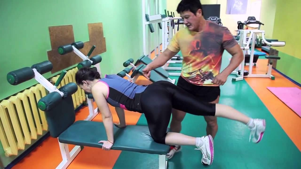 анна куркурина тренировки для похудения дома