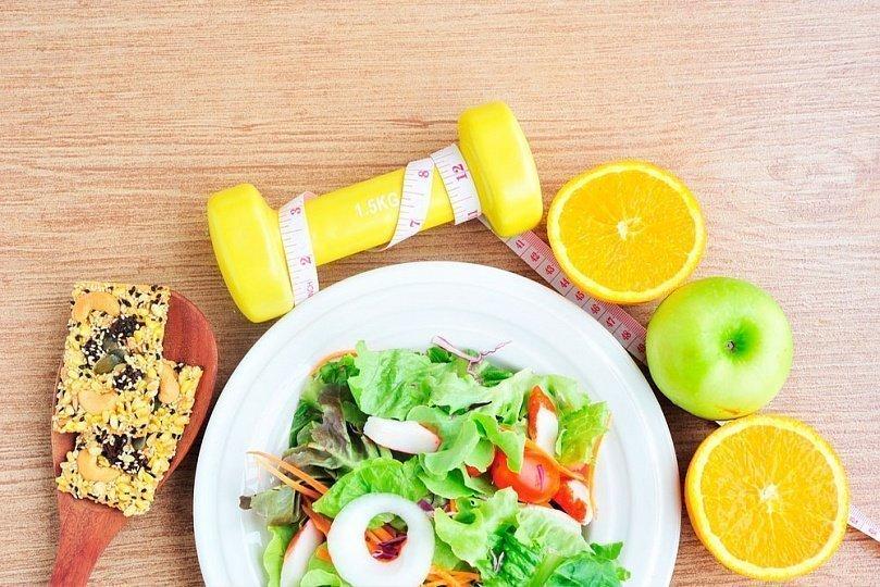 рацион еды на день для похудения