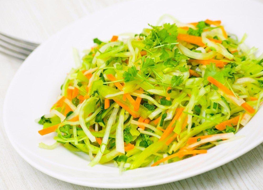 салат для похудения рецепты на каждый день