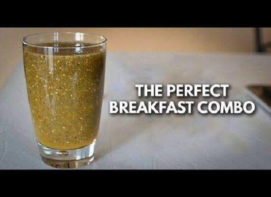 Идеальная комбинация завтрака, которая регулирует уровень сахара в крови, снижает уровень холестерина и плавит висцеральный жир