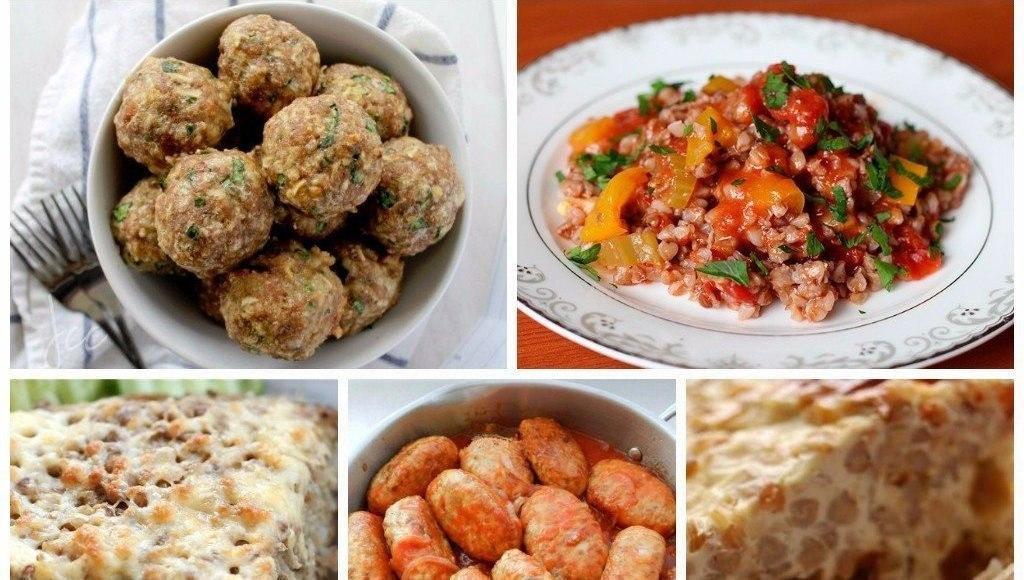 Диетические рецепты с любимой гречкой: наслаждайся без вреда для фигуры!