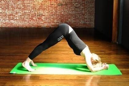 6 асан йоги для похудения: очень эффективная и приятная тренировка!