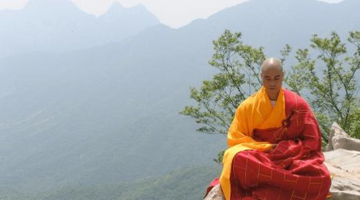 Необычный секрет стройности буддийских монахов