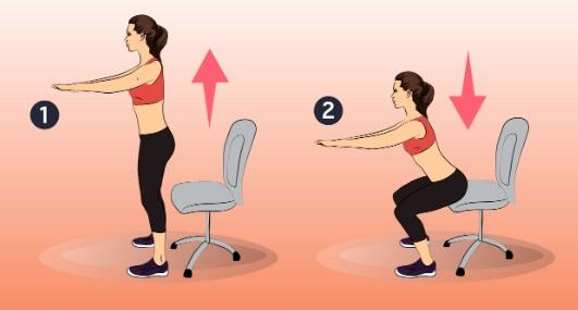 7 упражнений для укрепления мышц живота и сжигания жира