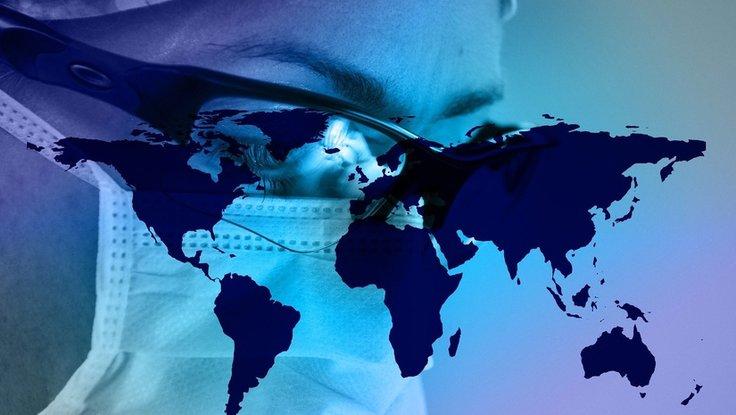 Интересное наблюдение: как нынешняя пандемия связана со Второй мировой войной