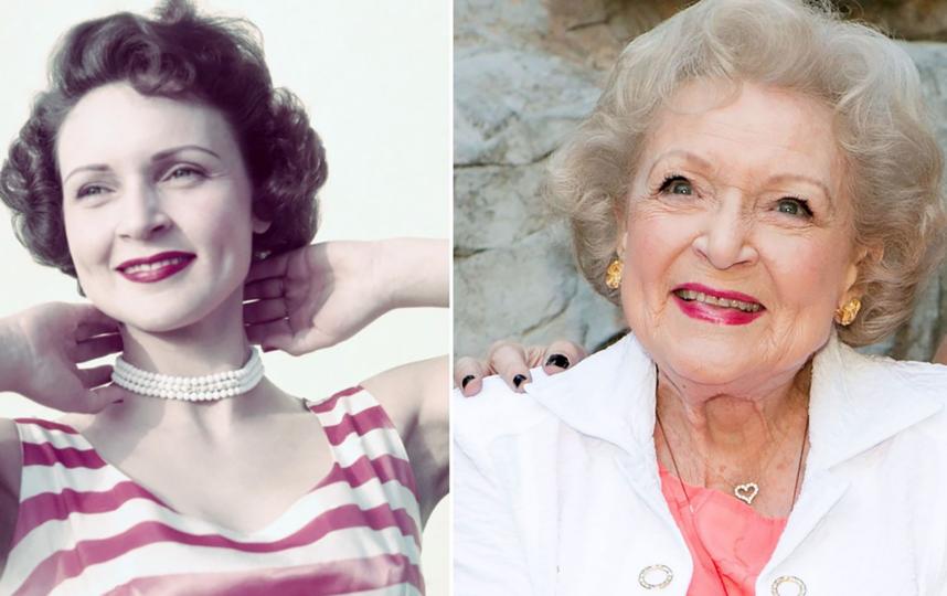 99-летняя актриса рассказала, благодаря чему она всегда остается молодой