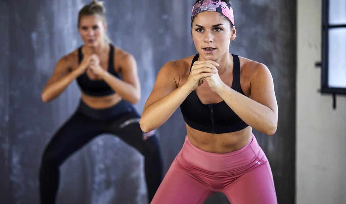 Пятерка упражнений для идеальных ног и ягодиц за 21 день