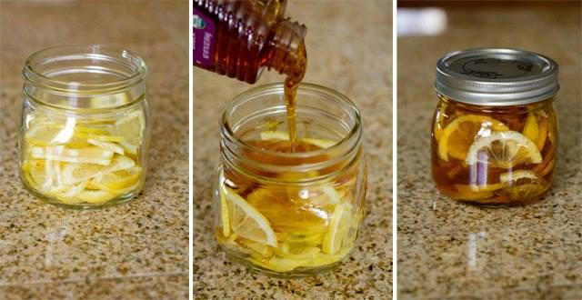 Как приготовить лечебный чай, для воспаленного горла ?