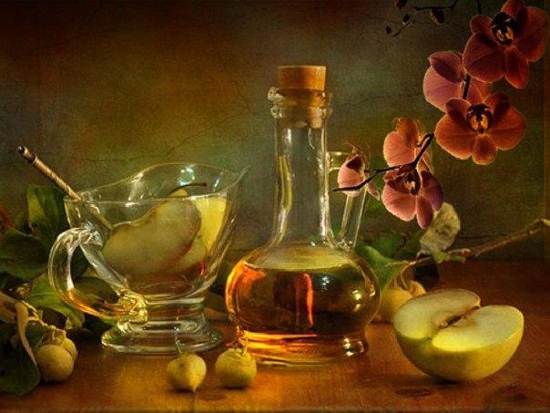 Яблочный уксус сотворит чудеса с вашим лицом!