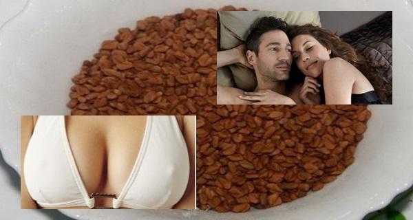Удивительное растение: Увеличивает грудь женщин и делает из мужчин фантастических любовников!