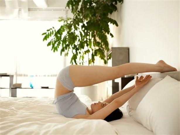 Перед сном нужно не только почистить зубы, но и хорошенько расслабиться.