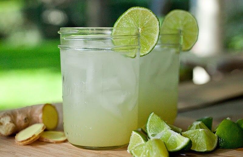 Облегчите симптомы хронического воспаления, мигрени и боли с этим рецептом имбирного лимонада!