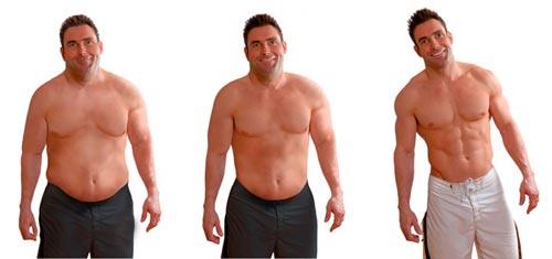 Как похудеть мужчине: 5 простых шагов