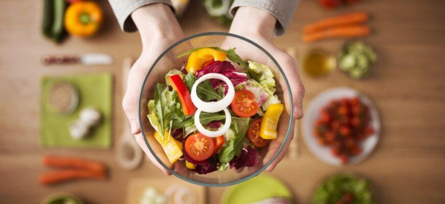 Топ-5 вариантов еды на целый день для худеющих!