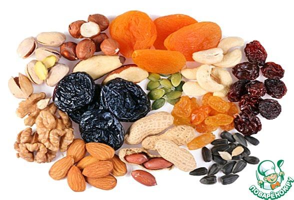 О пользе сушеных фруктов, овощей и ягод