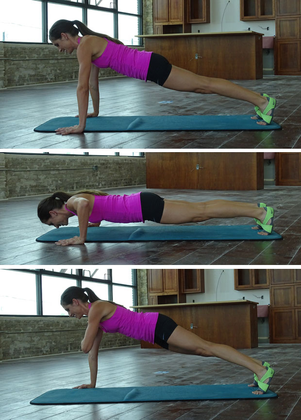 10 видов планки для всех групп мышц