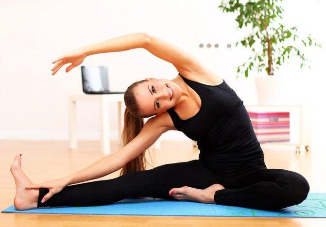 5 упражнений для ежедневных занятий, чтобы избавиться от лишнего веса в проблемных местах